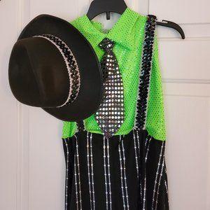 Halloween Costume Zoot Suit 20's Gangster